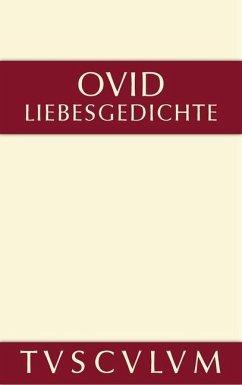 Liebesgedichte / Amores (eBook, PDF) - Ovid