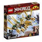 LEGO® NINJAGO 70666 Goldener Drache