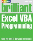 Brilliant Excel VBA Programming (eBook, PDF)
