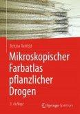 Mikroskopischer Farbatlas pflanzlicher Drogen (eBook, ePUB)
