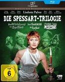 Die Spessart-Trilogie: Alle 3 Spessart-Komödien mit Lilo Pulver BLU-RAY Box