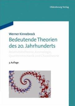 Bedeutende Theorien des 20. Jahrhunderts (eBook, PDF) - Kinnebrock, Werner