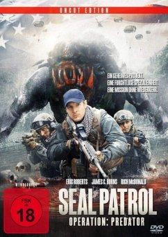 Seal Patrol-Operation Predator - Burns,James C./Roberts,Eric/Mcdonald,Rich
