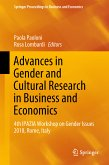 Advances in Gender and Cultural Research in Business and Economics (eBook, PDF)