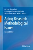 Aging Research - Methodological Issues (eBook, PDF)