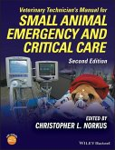 Veterinary Technician's Manual for Small Animal Emergency and Critical Care (eBook, ePUB)