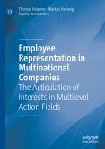 Employee Representation in Multinational Companies (eBook, PDF)