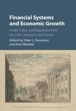 Financial Systems and Economic Growth (eBook, ePUB)