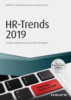 HR-Trends 2019 - inklusive Arbeitshilfen online (eBook, PDF)