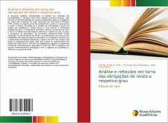 Análise e reflexões em torno das obrigações de relato e respetivo grau