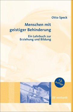 Menschen mit geistiger Behinderung (eBook, PDF) - Speck, Otto