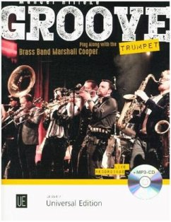 Groove Trumpet - Play Along, w. MP3-CD - Hilleke, Manuel