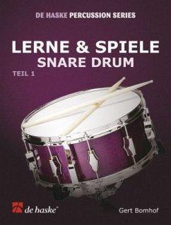 Lerne & Spiele Snare Drum - Bomhof, Gert