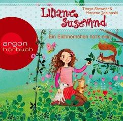 Ein Eichhörnchen hat's eilig / Liliane Susewind ab 6 Jahre Bd.9 (1 Audio-CD) - Stewner, Tanya; Jablonski, Marlene