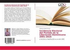 Incidencia Electoral del Partido de la Liberación Dominicana 2001-2016