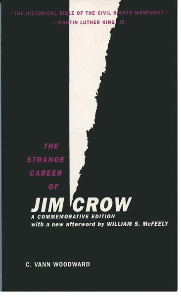 the strange career of jim crow pdf