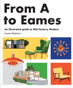 From A to Eames - Whybrow, Lauren