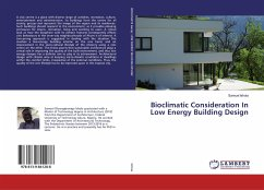 Bioclimatic Consideration In Low Energy Building Design