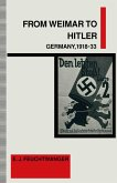 From Weimar to Hitler (eBook, PDF)