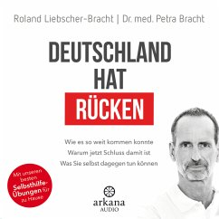 Deutschland hat Rücken (MP3-Download) - Liebscher-Bracht, Roland; Bracht, Petra