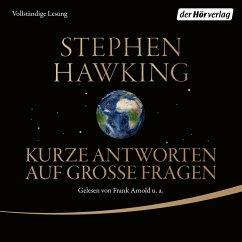 Kurze Antworten auf große Fragen (MP3-Download) - Hawking, Stephen