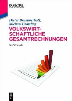 Volkswirtschaftliche Gesamtrechnungen (eBook, PDF) - Brümmerhoff, Dieter; Grömling, Michael
