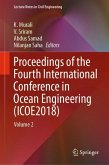 Proceedings of the Fourth International Conference in Ocean Engineering (ICOE2018)