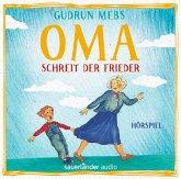 Oma! schreit der Frieder, 1 Audio-CD