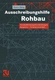 Ausschreibungshilfe Rohbau (eBook, PDF)