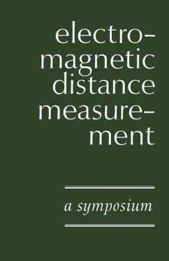Electromagnetic Distance Measurement (eBook, PDF) - Geodesy, International Association of