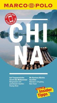 MARCO POLO Reiseführer China (eBook, ePUB) - Schütte, Hans Wilm