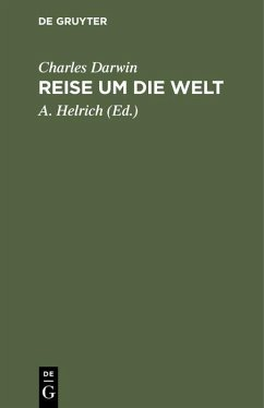 Reise um die Welt (eBook, PDF) - Darwin, Charles