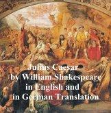 Julius Caesar, Bilingual Editon (English with line numbers and German translation) (eBook, ePUB)