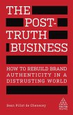 The Post-Truth Business (eBook, ePUB)