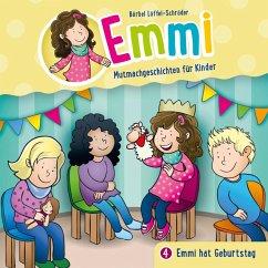 Emmi hat Geburtstag - (Emmi - Mutmachgeschichten für Kinder 4) (MP3-Download)