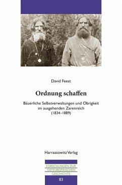 Ordnung schaffen (eBook, PDF) - Feest, David