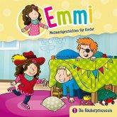 Die Räuberprinzessin (Emmi - Mutmachgeschichten für Kinder 1) (MP3-Download)