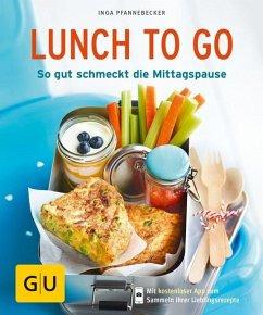 Lunch to go (Mängelexemplar) - Pfannebecker, Inga