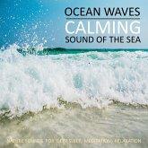 Calming Ocean Waves / Beruhigende Ozean Wellen / Sound Of The Sea / Sanftes Meeresrauschen (MP3-Download)