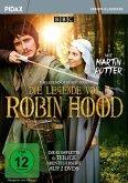 Die Legende von Robin Hood - Die komplette Abenteuerserie (2 Discs)