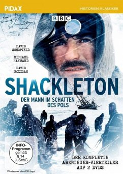Shackleton - Der Mann im Schatten des Pols