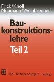 Baukonstruktionslehre (eBook, PDF)