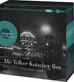 Die Volker-Kutscher-Box (6 MP3-CDs) - Kutscher, Volker