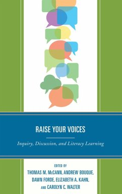 Raise Your Voices (eBook, ePUB)