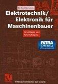 Elektrotechnik/Elektronik für Maschinenbauer (eBook, PDF)