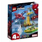 LEGO® Marvel Super Heroes 76134 Spider-Man: Diamantenraub mit Doc Ock