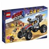 The LEGO Movie 2 70829 Emmets und Lucys Flucht-Buggy