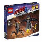 The LEGO Movie 2 70836 Einsatzbereiter Batman und EisenBart