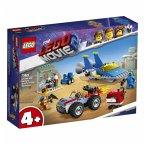 The LEGO Movie 2 70821 Emmets und Bennys Bau- und Reparaturwerkstatt