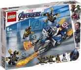 LEGO® Super Heroes 76123 Captain America: Outrider-Attacke